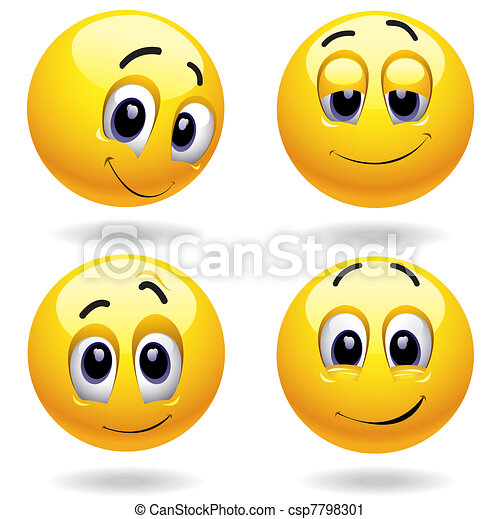 Smileys - csp7798301