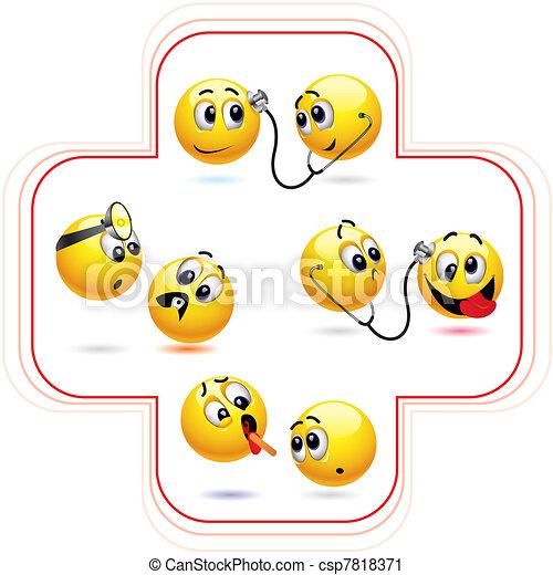 Smileys - csp7818371