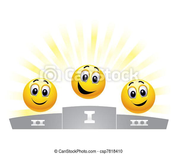 Smileys - csp7818410