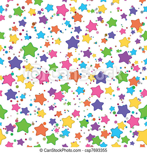 smilies, estrelas - csp7693355