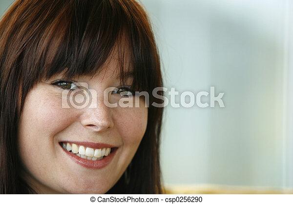 Smiling At You - csp0256290