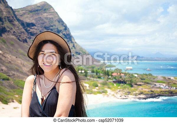 Hawaiian teen Young