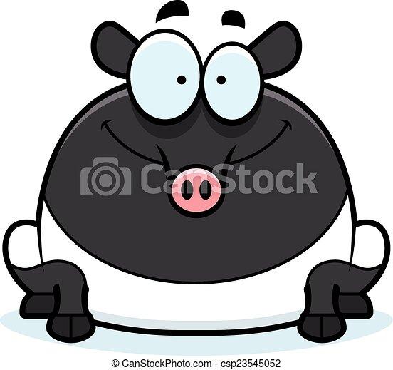 29+ Tapir Cartoon Images Pictures