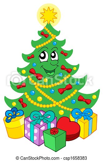 How To Draw Gifts Under The Christmas Tree Free Download Oasis Dl Co
