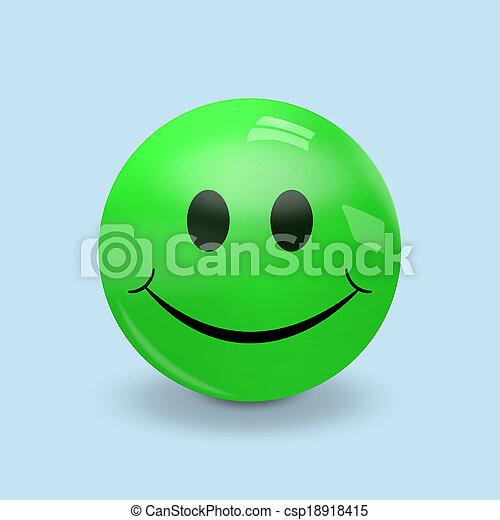 smily - csp18918415