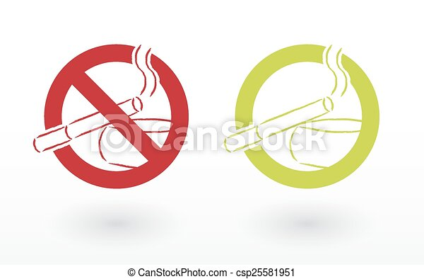 smoking allowed and no smoking icons clipart vector search rh canstockphoto co uk clipart icons for powerpoint clip art constitution