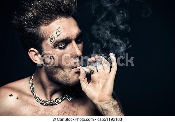 Cigarettes guys why do smoke 5 Reasons