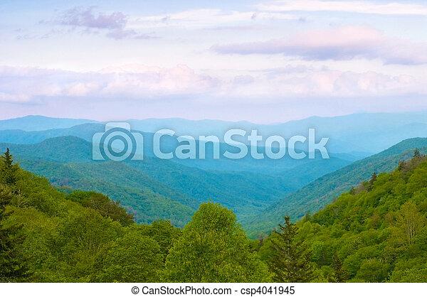 Smoky Mountains - csp4041945