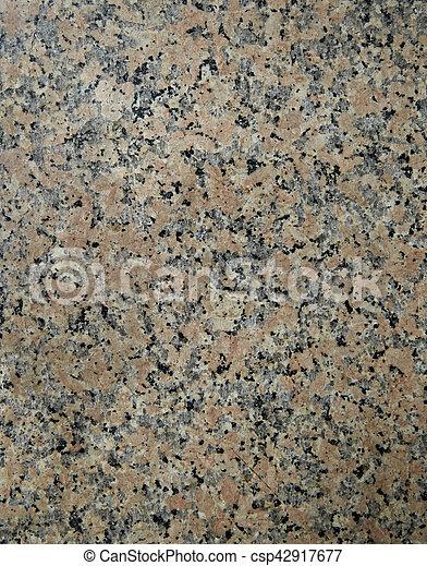 Smooth multicolor stone wall - csp42917677