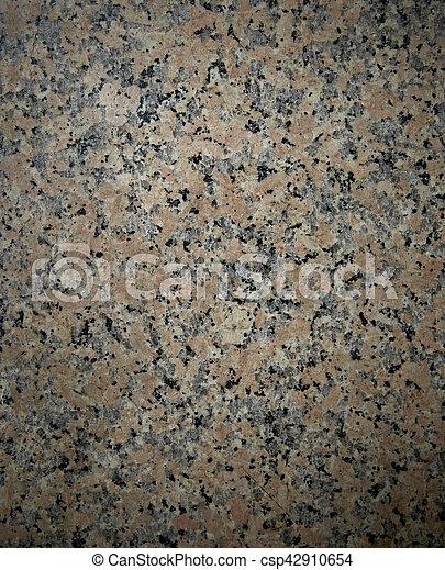 Smooth multicolor stone wall - csp42910654