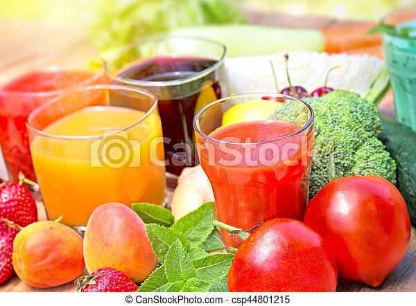 Smoothie), gesunde, (juice, getränke, -, getrãnke. Smoothie ...