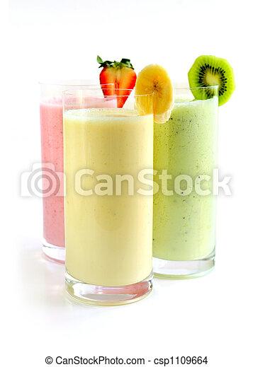 smoothies, fruit - csp1109664