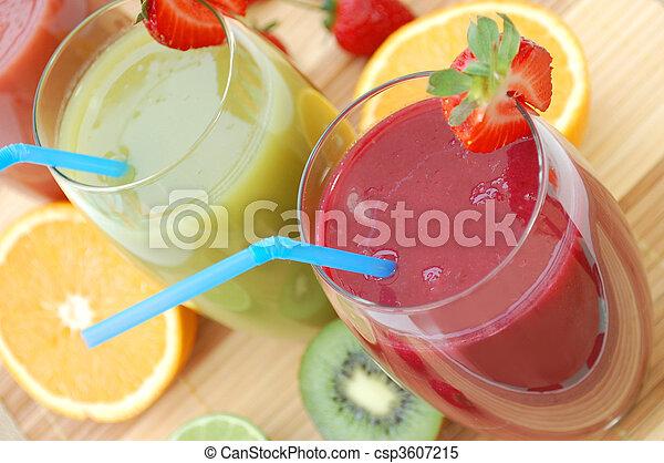 smoothies - csp3607215