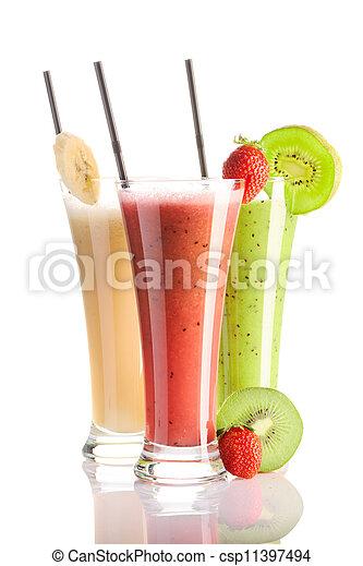 smoothies - csp11397494