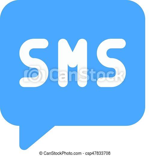 Sms - csp47833708