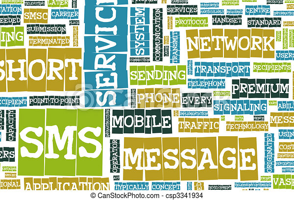 SMS - csp3341934