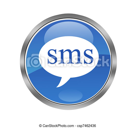 Firma de Sms - csp7462436