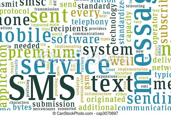 SMS - csp3070697
