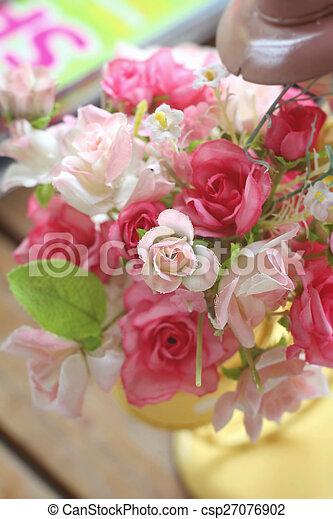 kunstige roser