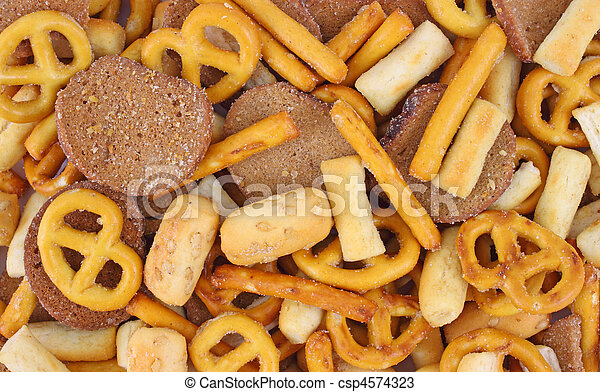 Snack mix - csp4574323