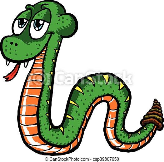 Snake - csp39807650