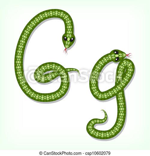 snake font letter g font made from green snake letter g Gargoyle Drawings Gargoyle Wallpaper