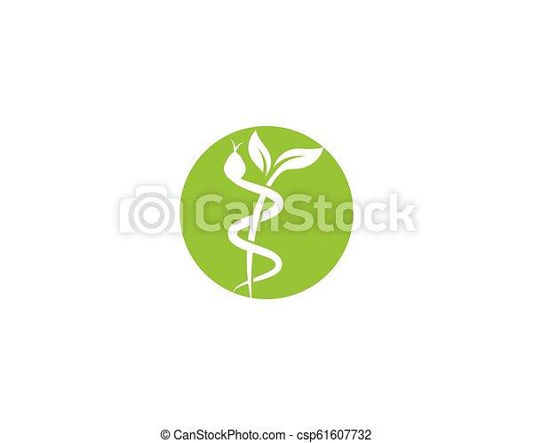 Snake logo vector - csp61607732