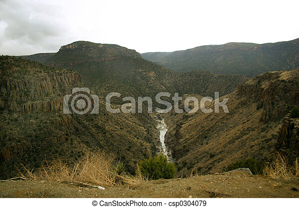 Snake River Canyon - csp0304079