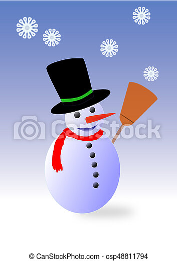 sneeuwpop - csp48811794
