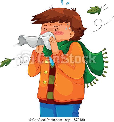 sneeze - csp11873189