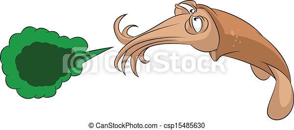 Sneeze squid
