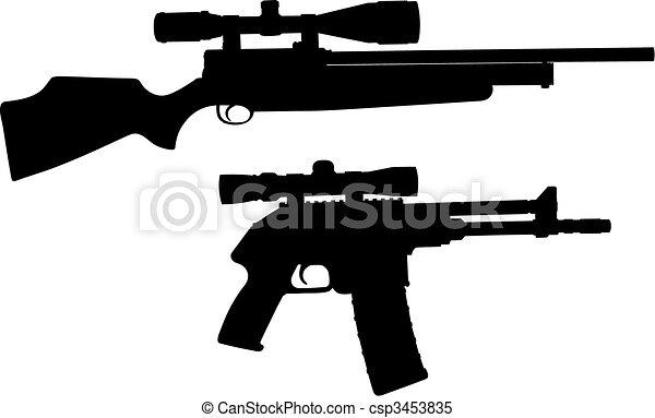 Sniper Scope Logo