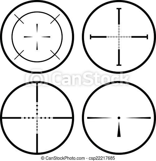 Sniper scope - csp22217685