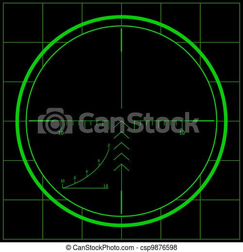 Sniper scope - csp9876598