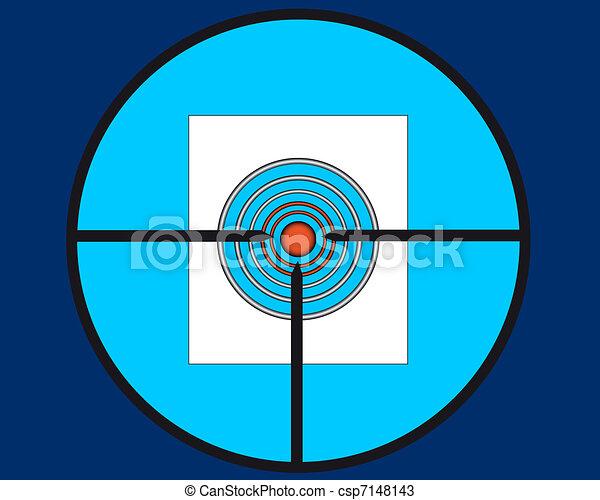 sniper scope - csp7148143