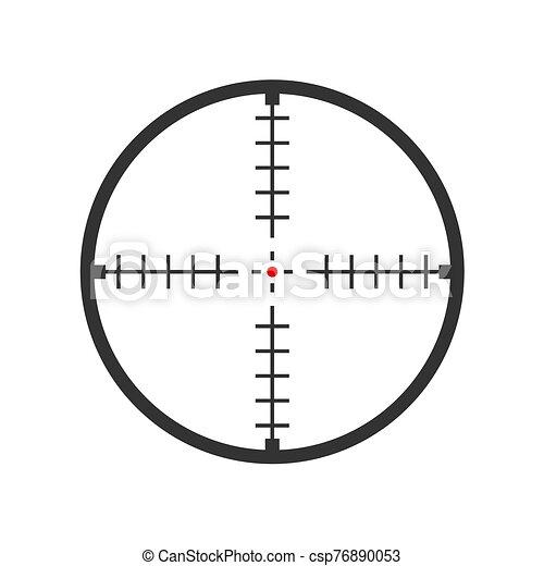 Sniper scope vector - csp76890053