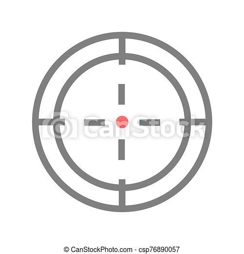 Sniper scope vector - csp76890057