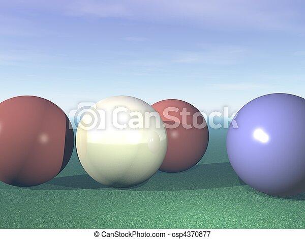 Snooker - csp4370877