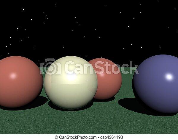 Snooker - csp4361193