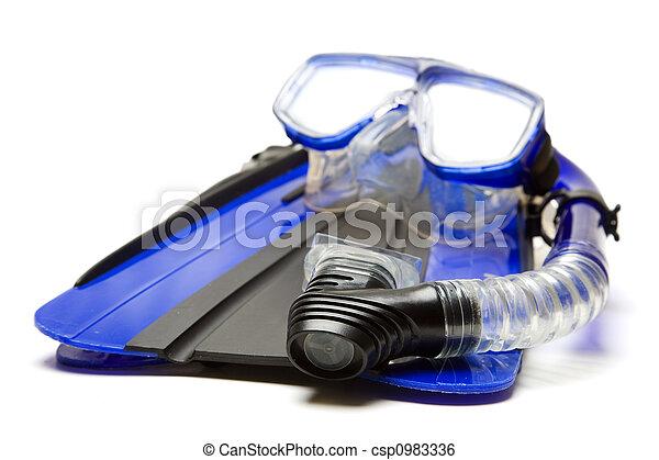 Snorkeling - csp0983336