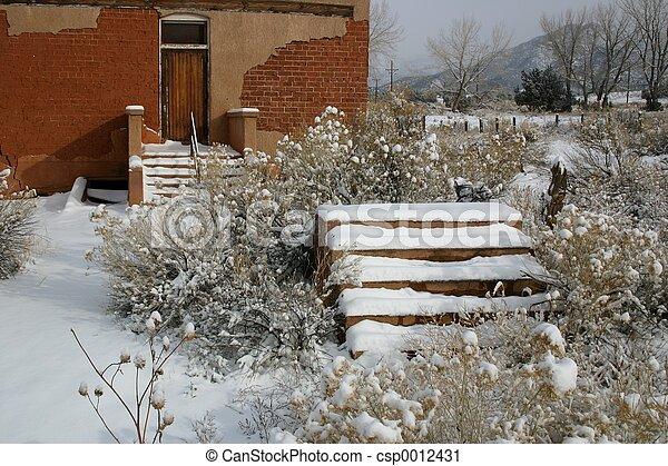 Snow Day - csp0012431