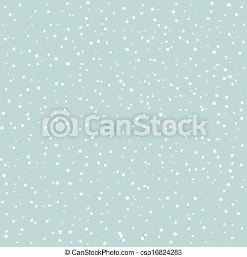 Snow - csp16824283