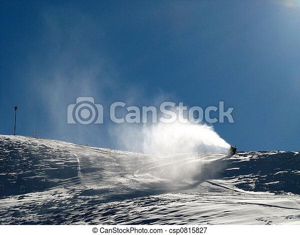 Snow-gun - csp0815827