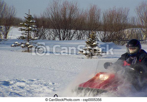 Snow Machine #3 - csp0005356