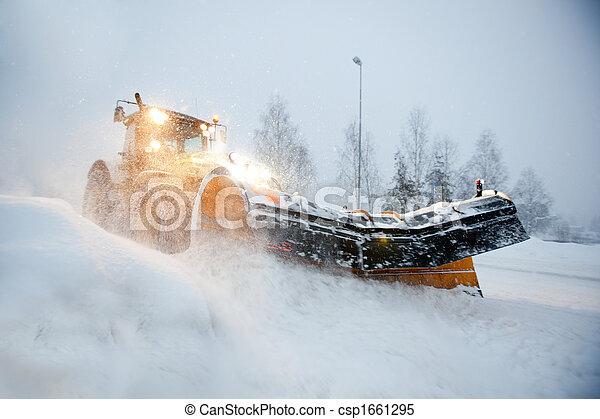 Snow Plow - csp1661295