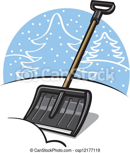 snow shovel vector clip art search illustration drawings and eps rh canstockphoto com  snow shoveling clip art