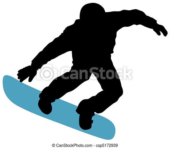 snowboard - csp5172939