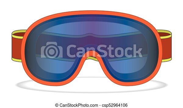 snowboard goggles - csp52964106