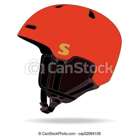 snowboard helmet - csp52964108