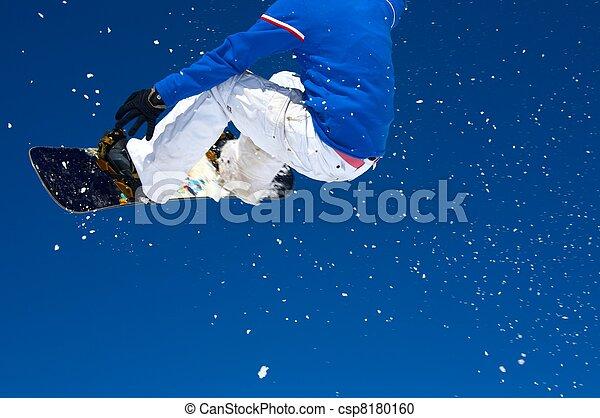 snowboarder - csp8180160